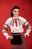 Вышиванка женская  Жіноча блуза Модель:ЖБ-59-144