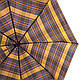 Мужской модный зонт, полный автомат ТРИ СЛОНА RE-E-103-1 Антиветер!, фото 3