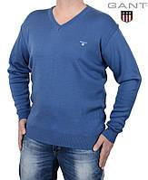 Мужской пуловер.Модный свитер на весну.