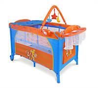 Мaнеж Кроватка детская Собачка Mirage Deluxe Milly Mally 120165