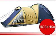 Палатка Traper 4, клеенные швы,тамбур
