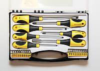 Набор отверток JOBI Profi с битами, CrV сталь, 27 шт.