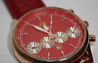 Часы наручные мужские Ferrari, красные