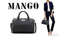 Модная женская сумка. Сумка Mango. Кожаная сумочка. Женские модные сумочки. Сумки. Cумки из кожи PU.Код:КС50-1