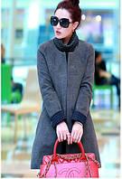 Шерстяное пальто великолепного качества и покроя