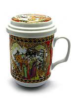 Чашка чайная с ситом
