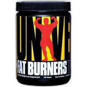 Жирожигатель Fat Burners - 110 капсул от Universal Nutrition