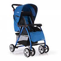 Детская прогулочная коляска Casato SK-350 синяя