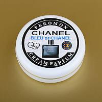 Парфюмированный крем для рук и лица с феромонами Chanel Bleu de Chanel + Q10 50 мл