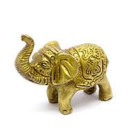 Статуэтка Слон бронзовый