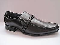 Детские кожаные туфли для мальчика р.31-36