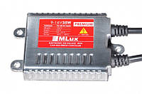 Балласт MLux PREMIUM 9-16 Вольт 35 Вт CAN-BUS блок розжига ксенона