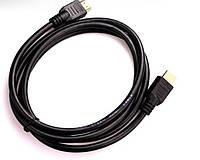 Кабель HDMI-HDMI  1.5m 1.4V  ОПТ