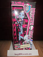 Кукла Monster High Coffin Bean Abbey Bominable Doll Эбби Боминейбл Коффин бин