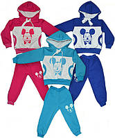 Спортивный костюм детский Микки Маус трехнитка
