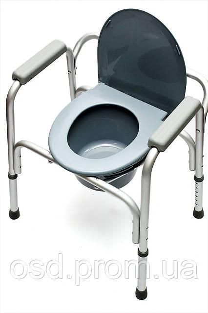 Туалетный стул для инвалидов Стул туалет 3 в 1