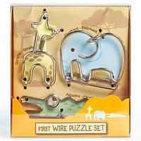 Детская головоломка First Wire Puzzle Set Animals 2