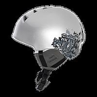 Шлем зимний KALI Sima Epic размер L silver