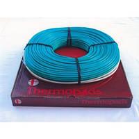 Двужильный нагревательный Thermopads кабель SMCT-FE 30W/m 2250Вт