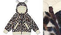"""Флисовая куртка с ушками """"Лео"""""""