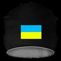 Шапка Украинский флаг