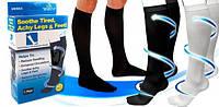 Носки лечебные Miracle Socks  антиварикозные компрессионные профилактические