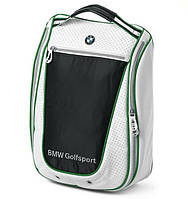 Сумка для обуви BMW Golf Shoe Bag White Black