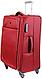 Чемодан на 4-х колесах большой CARLTON (Карлтон) Артикул: 059J478 фиолетовый, красный, фото 3