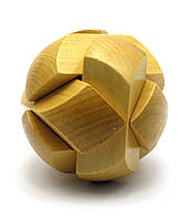Игра головоломка из дерева