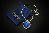 Кулон подвеска Сердце Океана из фильма Титаник незабываемый подарок