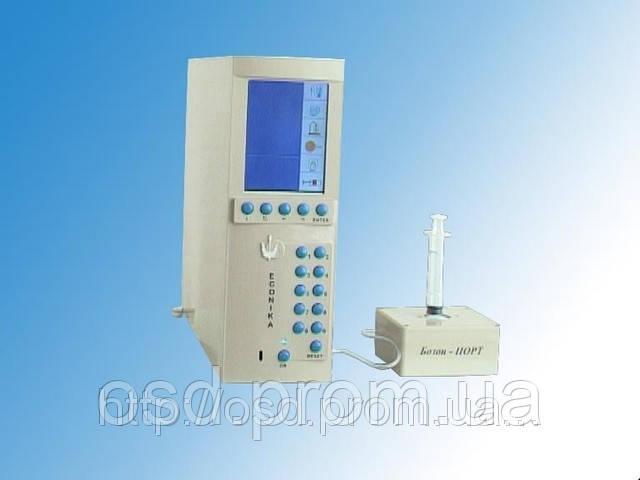 Модуль «БОЗОН-ПОРТ» Процедура малой аутогемотерапии