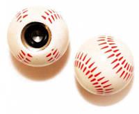 Колпачок для камеры TW V-26 в виде бейсбольного мяча из пластика.