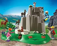 Конструктор Playmobil Скалолазы и горные животные 5423