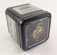 Часы Casio G-Shock 5081 GA-100 мужские черные в металлической коробочке