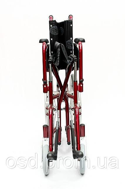 Комнатная инвалидная коляска SLIM  OSD-NPR20-40 (компактная, узкая)