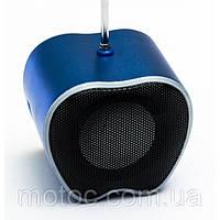 Портативная колонка (Mini Speaker) WS-758 с MP3-плеером и FM-радиоприемником