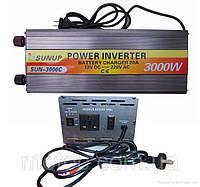 Автомобильный инвертор 12/220 2000 ватт, купить инвертор в Украине
