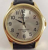 Часы Perfect 102 женские золото с черным