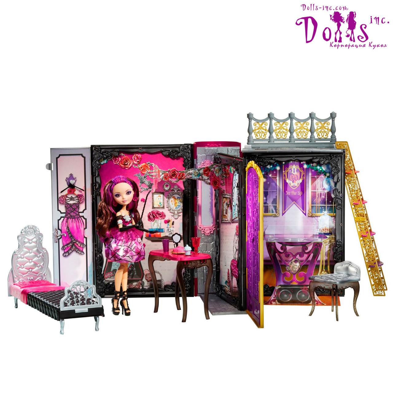 Самодельная книжка-панорамка в виде картонного домика для бумажных кукол