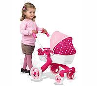 Коляска с люлькой для куклы Hello Kitty Smoby 511334