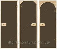 Двери для саун и бань Киев, стеклянные двери для сауны Киев