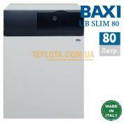 Бойлер косвенного нагрева BAXI SLIM UB 80 - для котлов BAXI SLIM