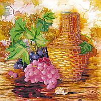 Схема для вышивки бисером Виноградная лоза
