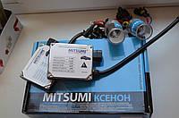 Комплект Биксенона Mitsumi Н4 6000К 5-го поколения