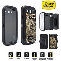 OtterBox Defender Противоударный чехол для Samsung Galaxy S3 (Max 4HD Camo black)