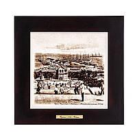 "Картина Одесса 1794 ""Морской порт"" (28x28) см"