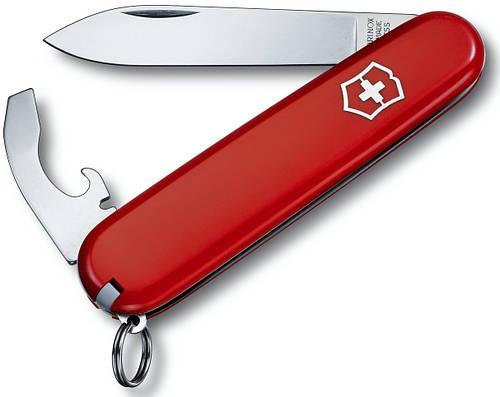 Швейцарский складной нож Victorinox Bantam 02303 красный