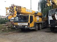 Аренда автокрана 50 тонн, услуги в Днепропетровске, фото 1