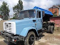 Аренда самосвала ЗИЛ до 8 тонн, услуги в Днепропетровске, фото 1