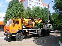 Аренда автовышки АГП-27, 27 метров